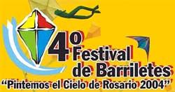 Afiche Festival de Rosario