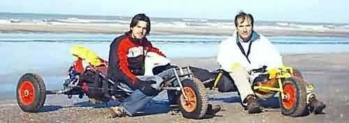 Nicolas y Marcelo
